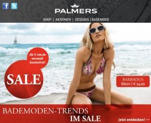 Palmers SALE - Quelle: Palmers